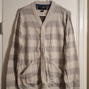 Vintage Billabong Cardigan Sweater size Large